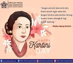 Selamat Hari Kartini, 21 April 2020